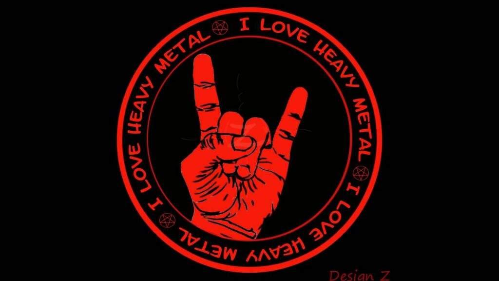 HEAVY METAL LIEFDE